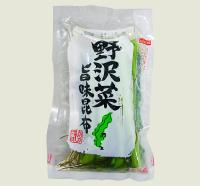 野沢菜旨味昆布