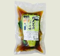 野沢菜漬しょうゆ味
